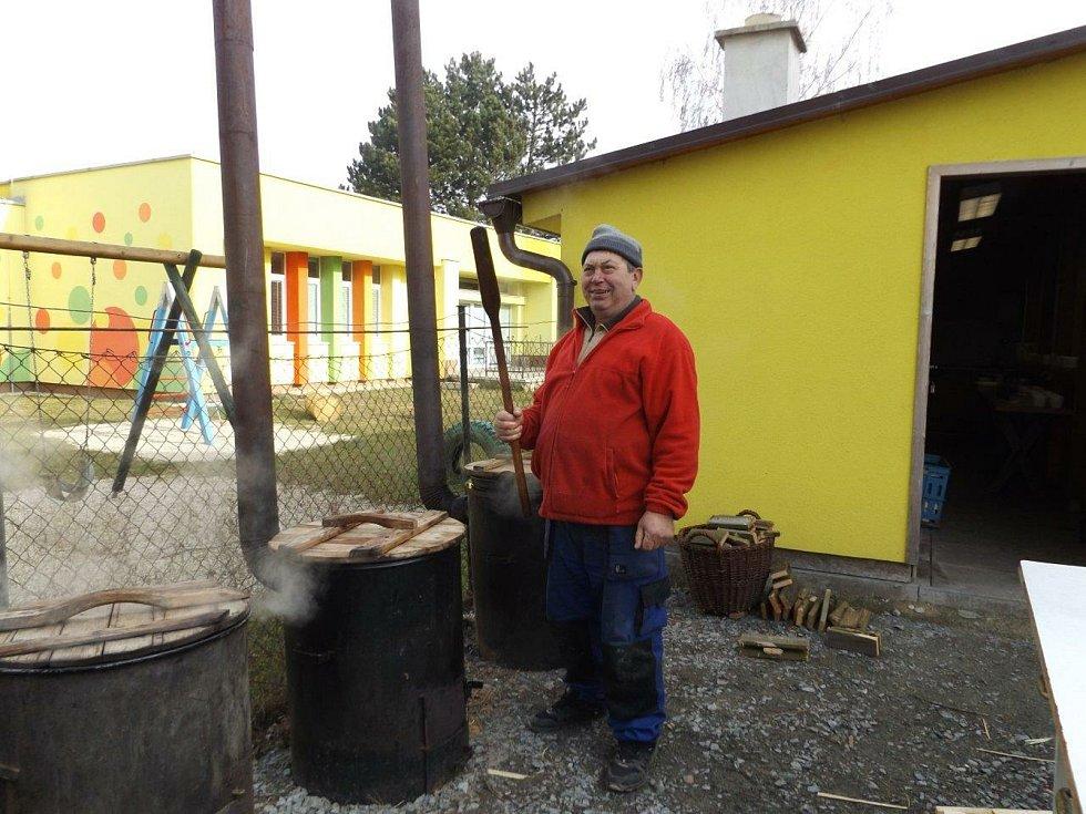 Ohlédnutí za obecní zabijačkou v Cetkovicích v roce 2020. Foto: archiv obce