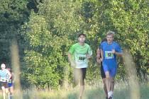 Běžecký seriál Hraběnka Cup skončil šestým závodem ze Sloupu do Petrovic.