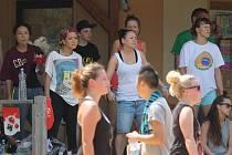 Street Dance Kemp v Jedovnicích - ilustrační foto.