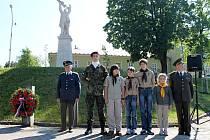 ILUSTRAČNÍ FOTO: Památník Rudoarmějce v Blansku.