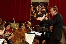 Symfonický orchestr města Boskovice.