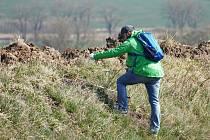Iniciativa Zelená peřina pokračovala v úklidu kolem Boskovic.