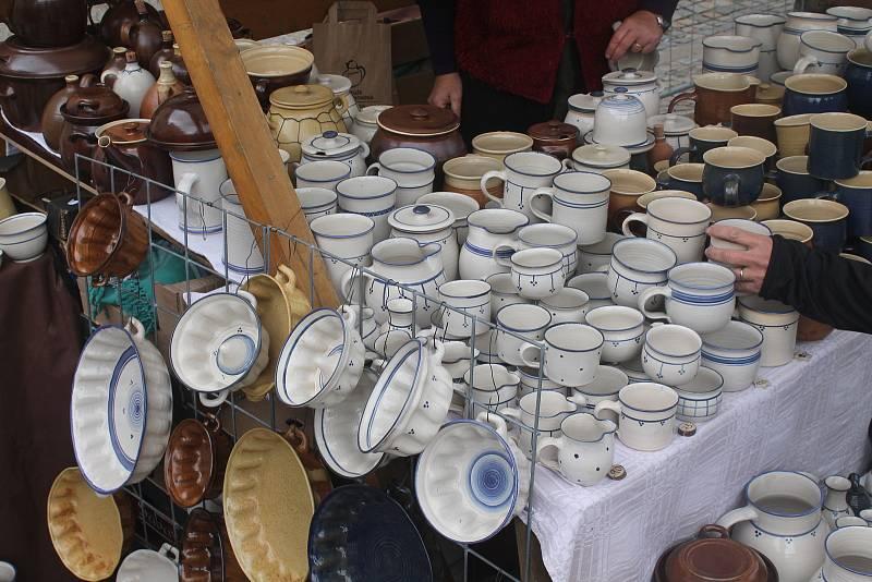 Návštěvníci nacházejí v nabídce praktičtější i estetičtější výrobky.