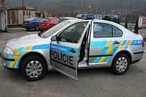 Policie představila nová auta