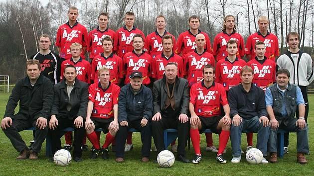 Tým FK Apos Blansko