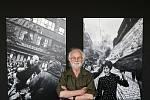 Výstava fotografií Josefa Koudelky Invaze 68.
