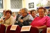 V prostorách Domova Olga byla pokřtěna kniha Jany Kratochvílové Neprošlapanou cestou, která mapuje činnost sdružení od roku 1989 až po současnost.