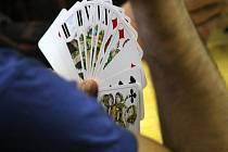 V jedovnických Chaloupkách se odehrál tarokový turnaj.