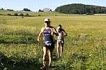 Už po dvanácté vyhrál Moravský ultramaraton, tedy sedm maratonských běhů v sedmi dnech, Brňan Daniel Orálek.
