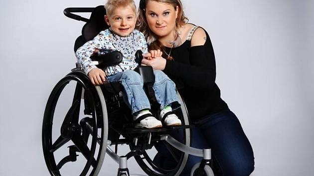 Nicolas Fagulec potřebuje nákladnou rehabilitaci. Přispět mu na ni mohou lidé v sobotu při běhu v Březině.