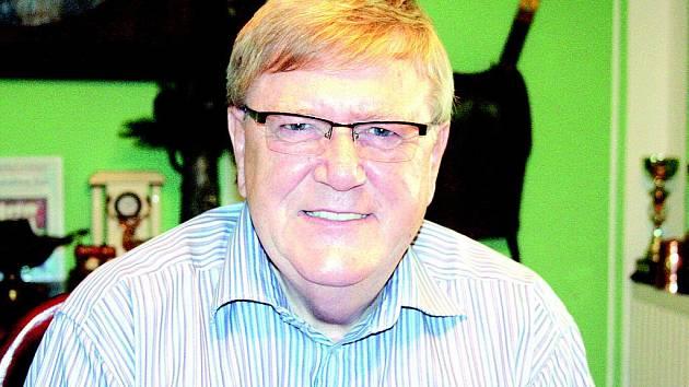 Jiří Fusek, 64 let, majitel pivovaru, Černá Hora