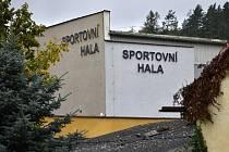 V Letovicích připravují rekonstrukci sportovní haly. Čekají na dotaci.