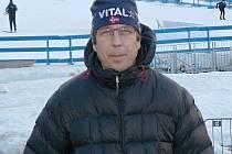 Blanenský Radek Šinkora byl člen orgamizačního týmu závodů Světového poháru v lyžování v Novém Městě na Moravě.