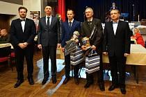 Boskovičtí sportovci převzali ocenění za výkony v uplynulém roce. Foto: Monika Šindelková