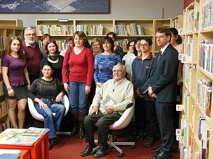 Křtinská knihovna získala titul Knihovna roku