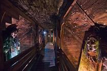 Muzeum strašidel v Olešnici.