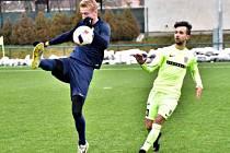 V přípravném utkání porazili fotbalisté  FK Blansko na domácí umělé trávě juniorku Zbrojovky Brno 7:5.