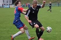 Fotbalisté Blanska doma nedali šance a prohráli s Havlíčkovým Brodem vysoko 0:4.