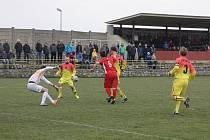 Fotbalisté Kunštátu vyhráli v Lipovci díky brance Haničince.