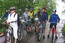 Tradiční cyklistický kurz ZŠ TGM Blansko