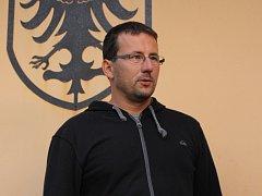 Sportovní manažer fotbalové Olympie Ráječko Marek Bláha.
