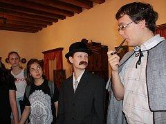 Tématem Muzejní noci v Blansku byly filmy.