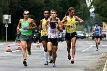 Blanenský půlmaraton Moravským krasem běželo přes devět stovek lidí.