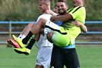 Do FK Blansko přichází na půlroční hostování bývalý ligový útočník Petr Švancara. V pondělí s týmem absolvoval první trénink.