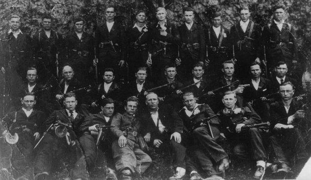 V okolí Benešova operovaly tři skupiny partyzánů. Juraj, Generál Svoboda a Delta II.