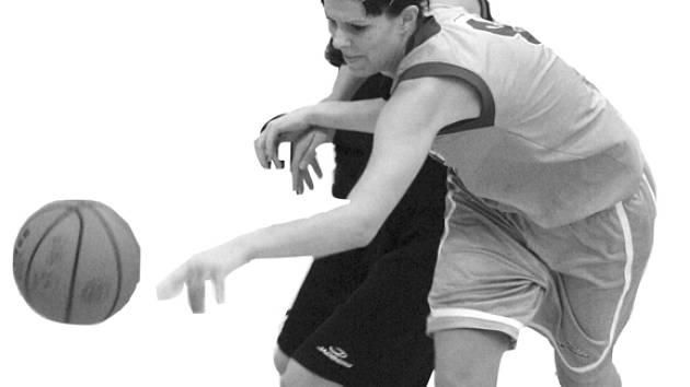 blanenské basketbalistky