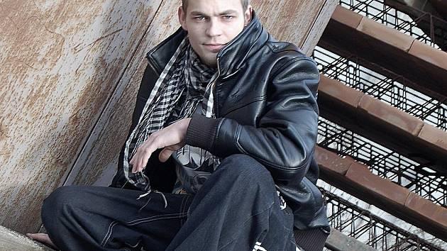 Boskovický raper Fadrc.