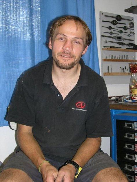 Robert Šamonil.