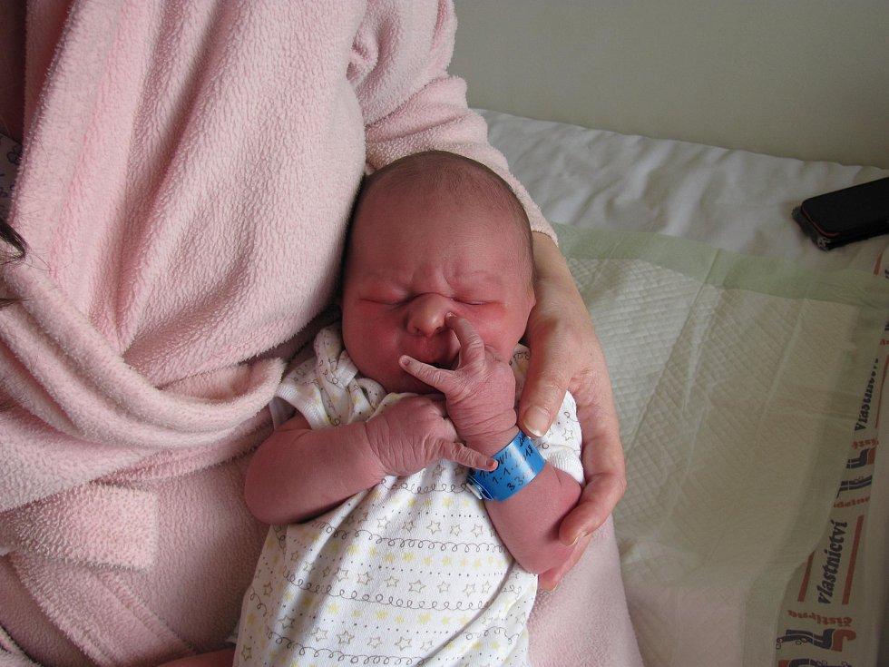 Na Blanensku se jako první v roce 2018 narodil v boskovické porodnici Edvín Daniel.