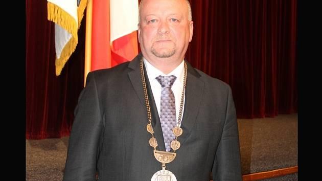 Starosta Blanska Ivo Polák.