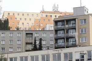 Město Adamov.