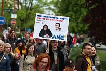 V Blansku bude další demonstrace.