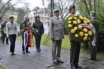 Letovičtí si připomněli dvaasedmdesáté výročí konce druhé světové války.