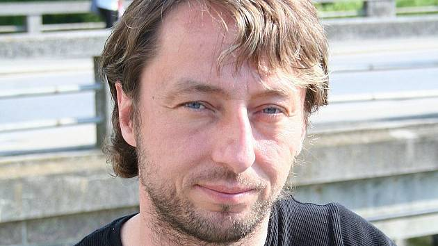 Trenér Michal Kugler.