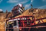Kunštátský lom hostil úvodní závod trucktrialové sezony.