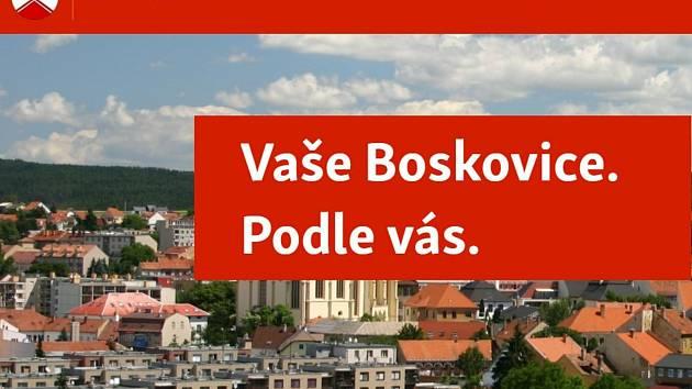 Novou platformu PinCity spustili v Boskovicích v polovině června. Lidem zprostředkovává pohled na investice města i s vizualizacemi.