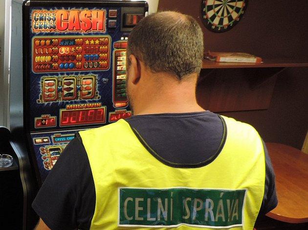 Celníci objevili na Boskovicku nelegální herny.
