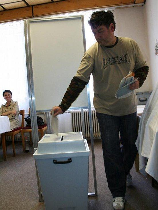 Volby 2010 na Blanensku.