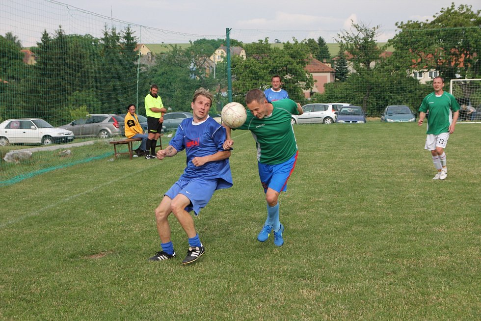 Ve Vilémovicích se hrály první dva turnaje letošního Hyundai Cupu.