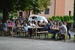 Blanenský Kaštánek fest zaujal malé i odrostlejší návštěvníky.