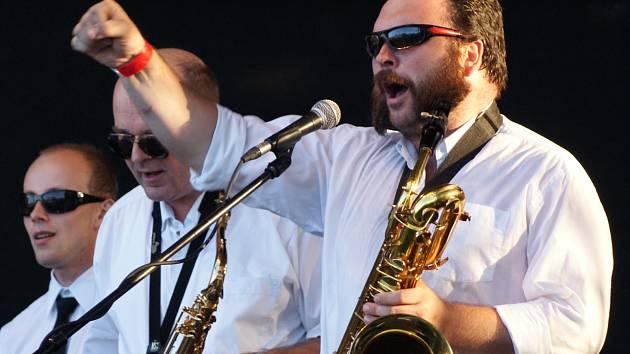 FestFest se letos ve Velkých Opatovicích uskutečnil už popáté.