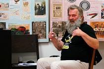 Krásy izraelské moderní hudby odkryl hudební publicista Jan Hocek.