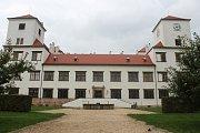 Zámek v Bučovicích, na který si dělají nárok Lichtenštejnové.