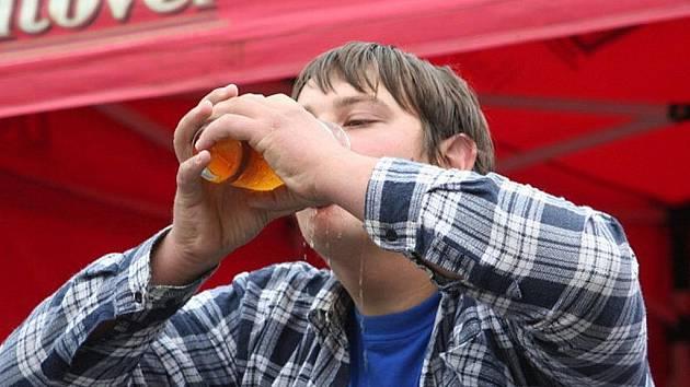 Pivaři soutěžili v Okrouhlé.