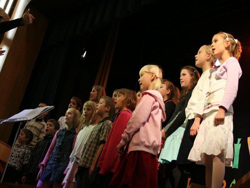 Sbory dětí v Olešnici