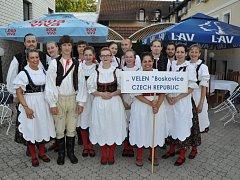 Krása českého folklóru nedávno sklidila obdiv v zahraničí.